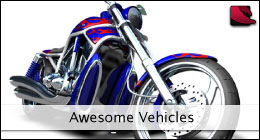 Awesome Vehicles