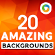 20 Amazing Pattern Backgrounds - GraphicRiver Item for Sale