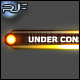 Animated Glowing Under Construction sign - ActiveDen Item for Sale
