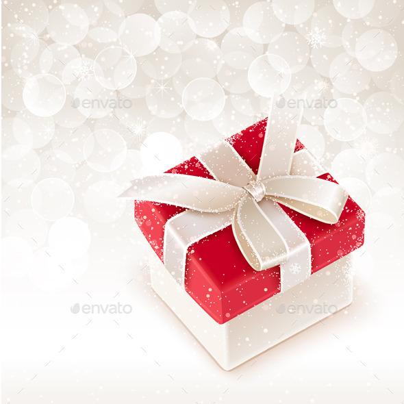 GraphicRiver Christmas Box 9033289