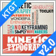 Kinetic Typography Generator Toolkit - VideoHive Item for Sale
