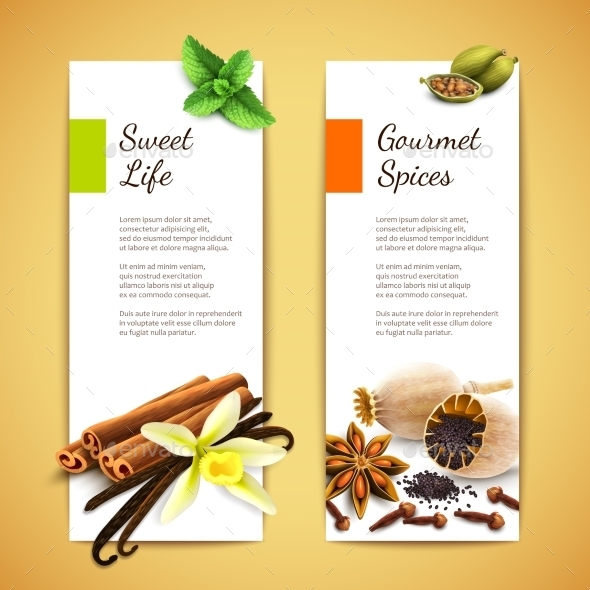 GraphicRiver Spices Banners Vertical 9033763