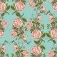 Vintage Floral Seamless Color Pattern - GraphicRiver Item for Sale