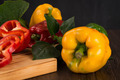 Colored bell peppers - PhotoDune Item for Sale