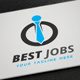 Best Jobs Logo - GraphicRiver Item for Sale