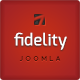 Fidelity - Clean Responsive Joomla Template - ThemeForest Item for Sale