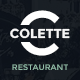 Colette: Restaurant & Brasserie WordPress Theme - ThemeForest Item for Sale