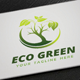 Eco Green Logo - GraphicRiver Item for Sale