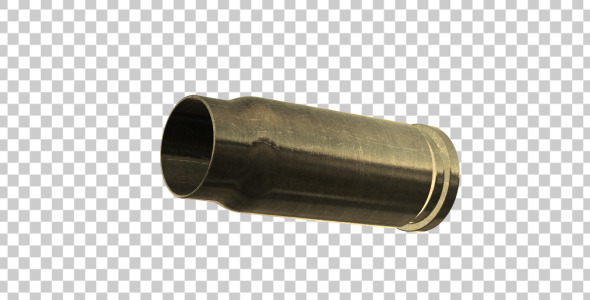 Bullet Shells 25 mm