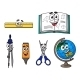 Cartoon School Supplies - GraphicRiver Item for Sale