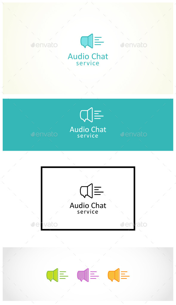 GraphicRiver Voice Chat 9053347