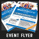 Education Fair Event Flyer - GraphicRiver Item for Sale