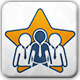 Star Team Logo - GraphicRiver Item for Sale