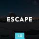 Escape - Responsive Email + Themebuilder Access - ThemeForest Item for Sale