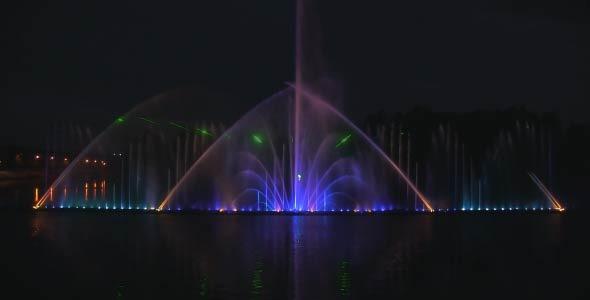 Musical Fountain Roshen 5