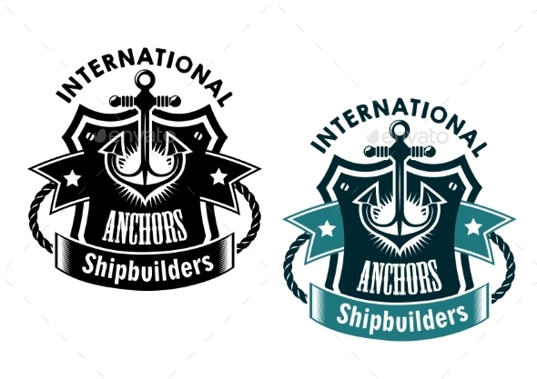 GraphicRiver Marine International Shipbuilders Banner 9053708