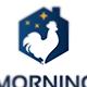 Morning Logo - GraphicRiver Item for Sale