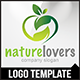 Nature Lovers - GraphicRiver Item for Sale