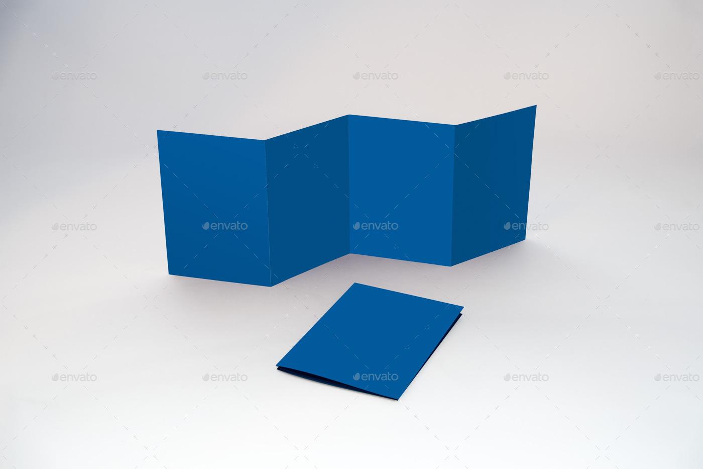 Mock-Up • A7 4-Fold (Zig Zag) Brochure: graphicriver.net/theme_previews/9053978-mockup-a7-4fold-zig-zag...