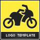 Moto Web Logo Template