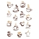 Steaming Coffee Cups Set - GraphicRiver Item for Sale