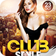Club Style Flyer - GraphicRiver Item for Sale