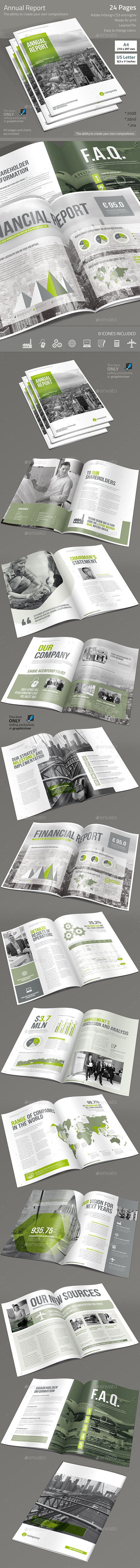 GraphicRiver Annual Report Vol 2 9055645