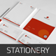 Stationary & Invoice Design Template v4 - GraphicRiver Item for Sale