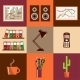 Set of Office Icons - GraphicRiver Item for Sale
