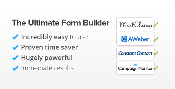 Contact Form Generator - Form Builder - CodeCanyon Item for Sale