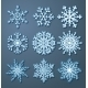 Set of Paper Snowflakes - GraphicRiver Item for Sale