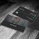 Clean & Corporate Business Card VO-35 - GraphicRiver Item for Sale