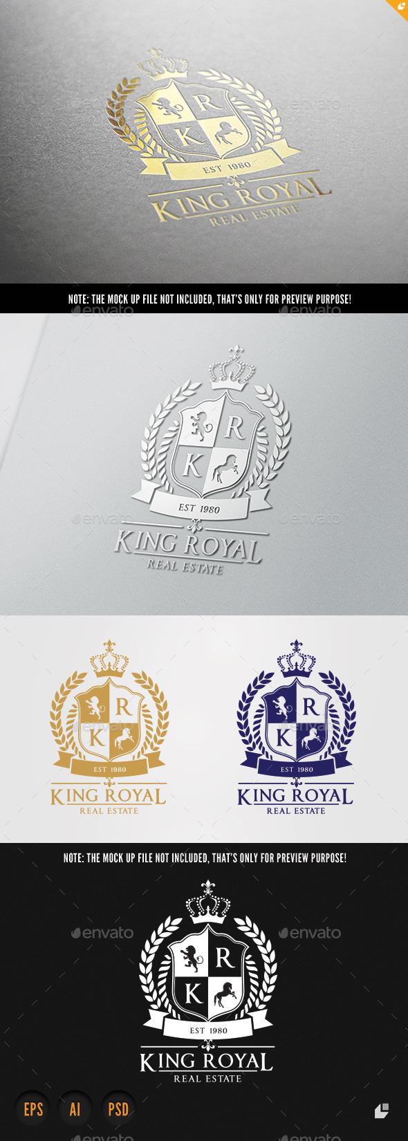 GraphicRiver Real Estate Logo 9057628