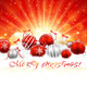 Christmas Balls in Snow - GraphicRiver Item for Sale