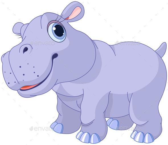 GraphicRiver Hippo 9058914