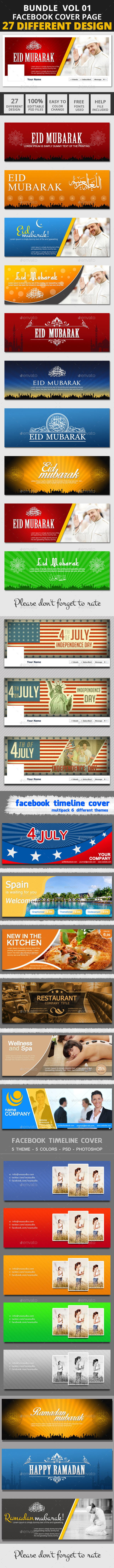 Facebook Bundle Vol01