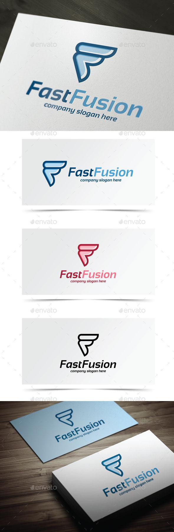 GraphicRiver Fast Fusion 9059104