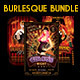 Burlesque Flyers Bundle