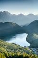 Alpsee Lake near Neuschwanstein Castle, Germany - PhotoDune Item for Sale