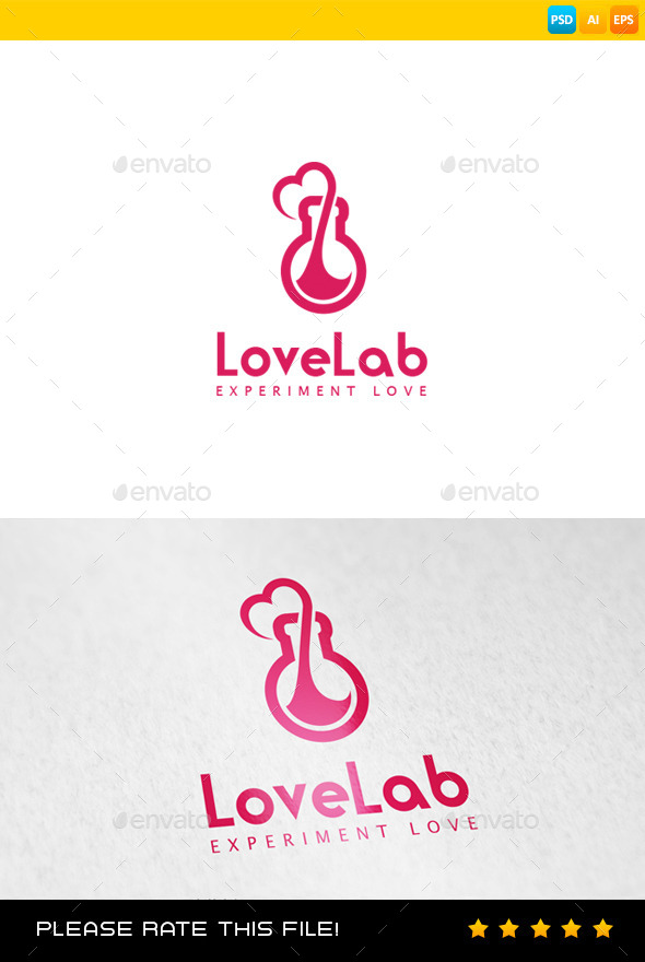 GraphicRiver Love Lab 9059430
