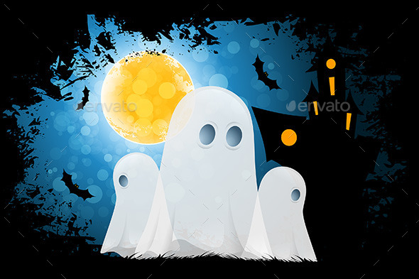 GraphicRiver Halloween Poster 9059583