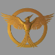 Mockingjay Bird 3d Model (Hunger Games)