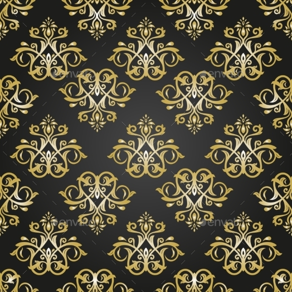 GraphicRiver Orient Seamless Vector Pattern 9059824