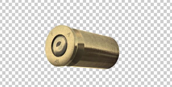 Bullet Shells 45
