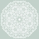 Orient Vector Ornamental Round Lace - GraphicRiver Item for Sale
