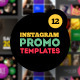 Instagram Promo Templates - GraphicRiver Item for Sale
