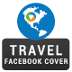 Travel & Tourism Facebook Cover Page - GraphicRiver Item for Sale