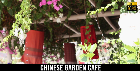 Chinese Garden Cafe 2