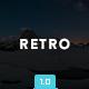 Retro - Responsive Email + Themebuilder Access