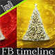Facebook Timeline Cover | Happy Holidays - GraphicRiver Item for Sale